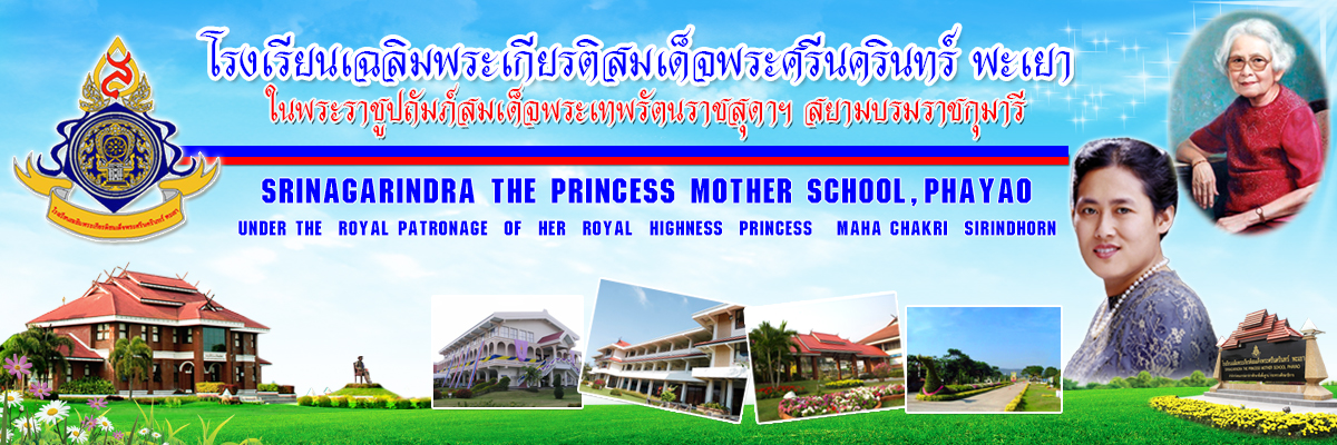 Srinagarindra the Princess Mother School , Phayao